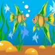 Fishes — Stock Vector #1248330