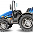 Tractor — Vetorial Stock #1350151
