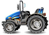 Tractor — Vetor de Stock