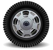 Wheel — Stock Vector
