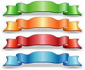 Celebratory tape — Stock Vector