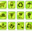 Icons — Stock Vector #1451452