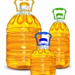 Royalty-Free Stock Vector Image: Oil bottles