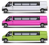 Limousine — Stock Vector