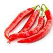 Stock Photo: Red hot chili pepper