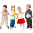 Group of little children - Stockfoto