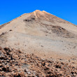 Stock Photo: Extinct volcano