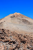 Extinct volcano — Stock Photo