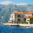 Island in Adriatic sea — Stock Photo