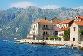 Eiland in de adriatische zee — Stockfoto