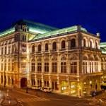 Vienna's State Opera House — Stock Photo