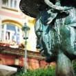 Fountain in Karlovy Vary — Stock Photo #1167606