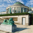 Stock Photo: Botanical garden in Brussels