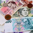 Czech money - Stock Photo