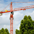 Building crane - Stock Photo