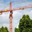 Royalty-Free Stock Photo: Building crane