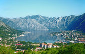 Boka Kotorska bay — Photo