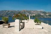 île adriatique — Photo