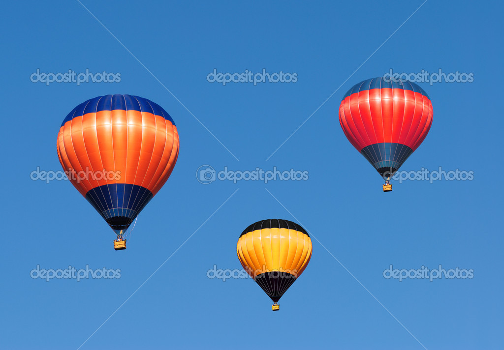 Colorful Hot Air Balloons   #1195943