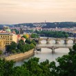 Stock Photo: Charles Bridge in Prague