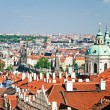 Royalty-Free Stock Photo: View of sunny Prague