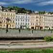 Panoramof Karlovi vary — Stock Photo #1217435
