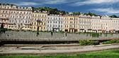 Panorama of Karlovi vary — Stock Photo