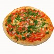 Italian pizza — Foto Stock