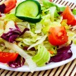 Fresh vegetable salad — Stock Photo #1237443