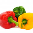 Coloured sweet paprika — Stock Photo #1237890