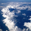 Royalty-Free Stock Photo: Panorama from the aircraft