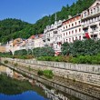 Royalty-Free Stock Photo: Landscape city center in Karlovy Vary