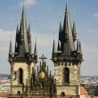 Cathedral in Prague — Stock Photo