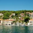 Adriatic coastline — Foto Stock
