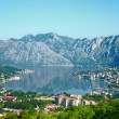 Boka Kotorska bay panorama — Stock Photo #1259660