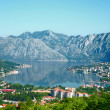 Royalty-Free Stock Photo: Boka Kotorska bay panorama