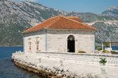 île dans la mer adriatique — Photo