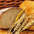 Fresh bread — Stock Photo #1267785