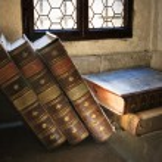 Ancient books — Stock Photo
