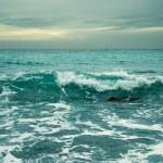 mořská bouře — Stock fotografie