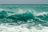 Sea storm — Stock fotografie