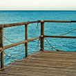 Wooden pier — Stock Photo #1836127