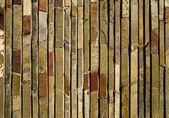 Fragment of mosaic wall — Stock Photo