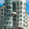 Dancing house in Prague — Stock Photo #2323372