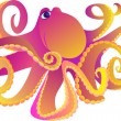 Octopus — Stock Photo