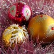 Royalty-Free Stock Photo: Christmas Ornaments