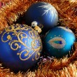 Christmas balls — Stock Photo #1192457
