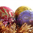 Christmas balls — Stock Photo #1253650