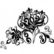 Royalty-Free Stock Vector Image: Floral ornament, Element for design