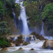 Luang Prabang waterfalls — Stock Photo